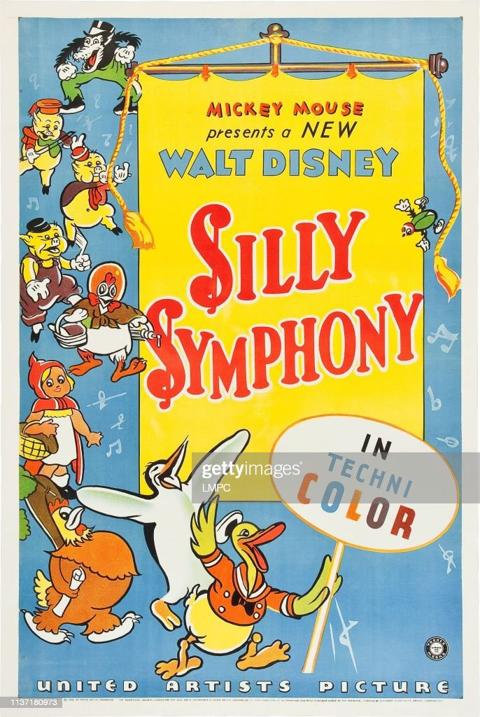 Silly Symphony : News Photo