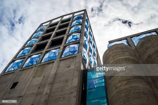 hotel silos y zeitz mocaa - ciudad del cabo fotografías e imágenes de stock