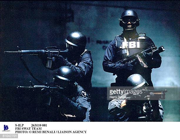 SIlp 263110 001 Fbi Swat Team