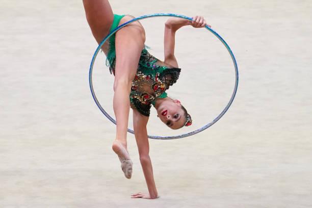 JPN: 38th FIG Rhythmic Gymnastics Championships - Day 1