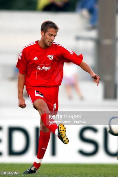 Silvan Aegerter FC Thun