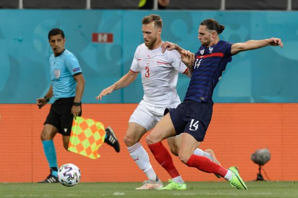Trực tiếp Pháp vs Thụy Sĩ, 02h00 ngày 29/6   EURO 2021