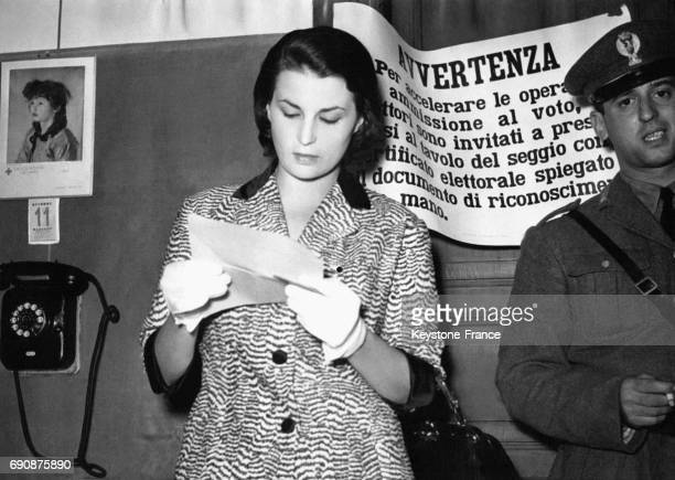 Silvana mangano pictures getty images