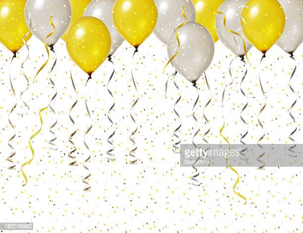 Silver and Gold Party Celebration