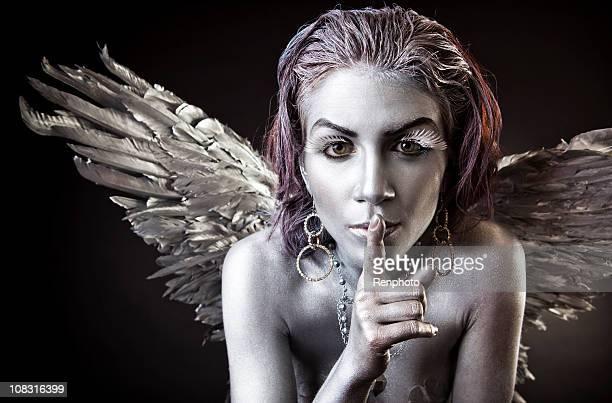 Silver Angel Serie: Nichts Böses sagen