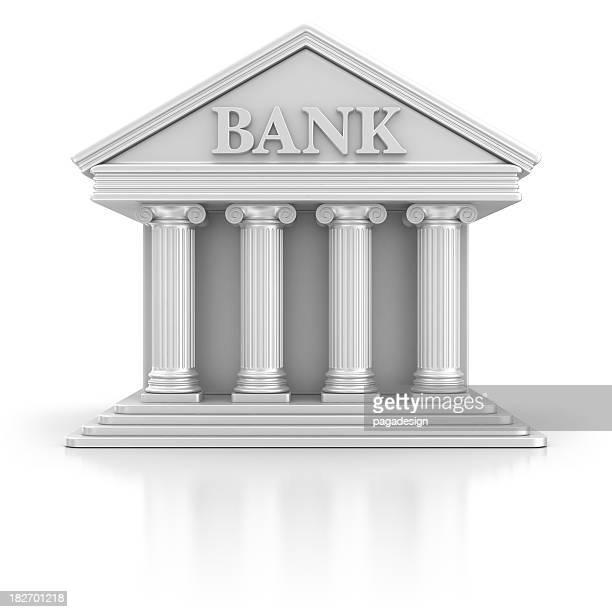 silver bank icon