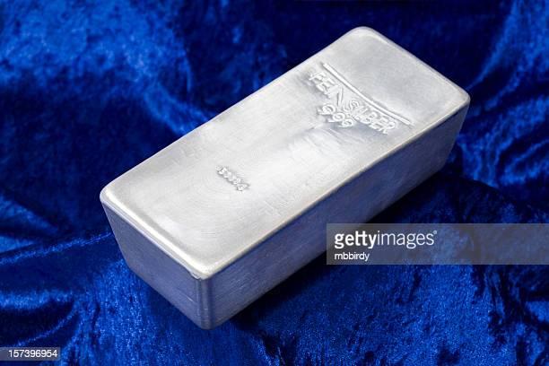 Silver bar 5 kg