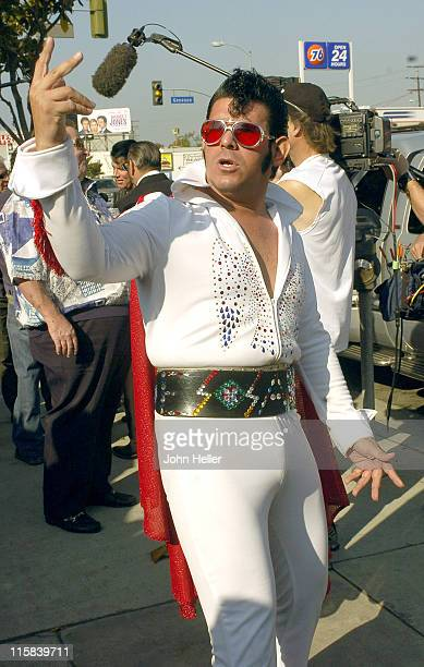 """Silver Garcia during CBS Announces an Open Casting Call to Find The Next """"King Of Rock 'N' Roll"""" to Star as Elvis Presley in the Upcoming Miniseries..."""