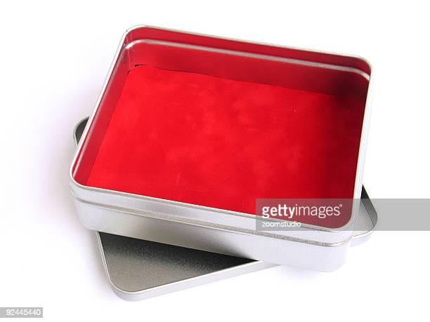 Boîte cadeau Silver