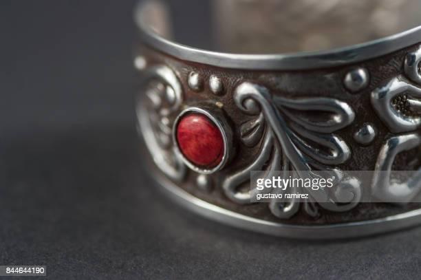 Silver jewels arts
