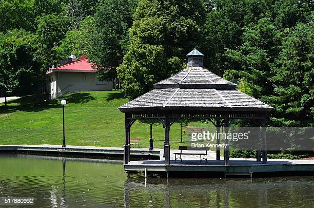 Silver Lake Bandstand