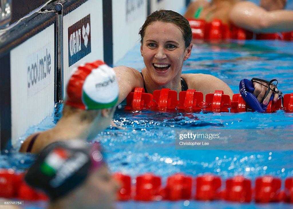 33rd LEN European Swimming Championships 2016 - Day 11