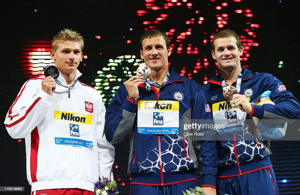 Swimming - 15th FINA World Championships: Day Fourteen