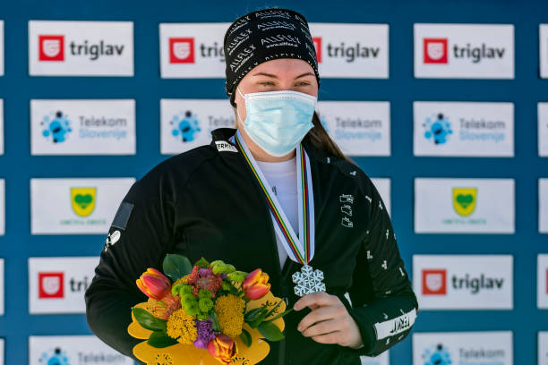 SVN: FIS Snowboard Alpine World Championships - Women's Parallel Giant Slalom