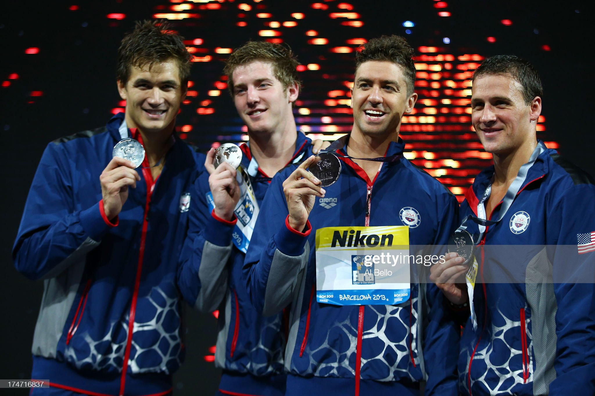 Swimming - 15th FINA World Championships: Day Nine : Fotografía de noticias
