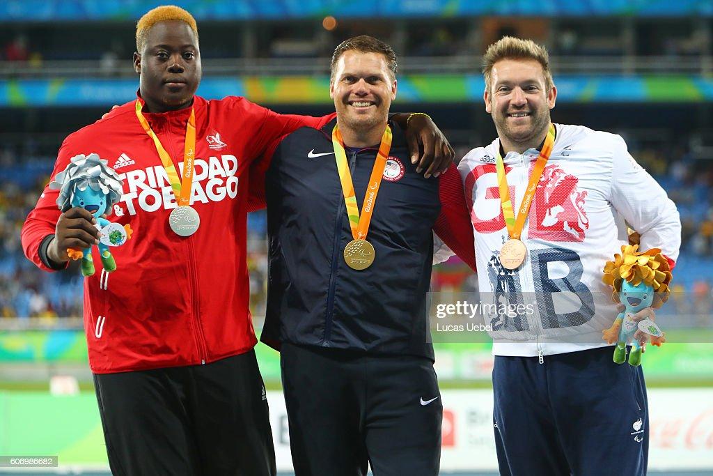 Rio Paralympics - Day 9 : News Photo