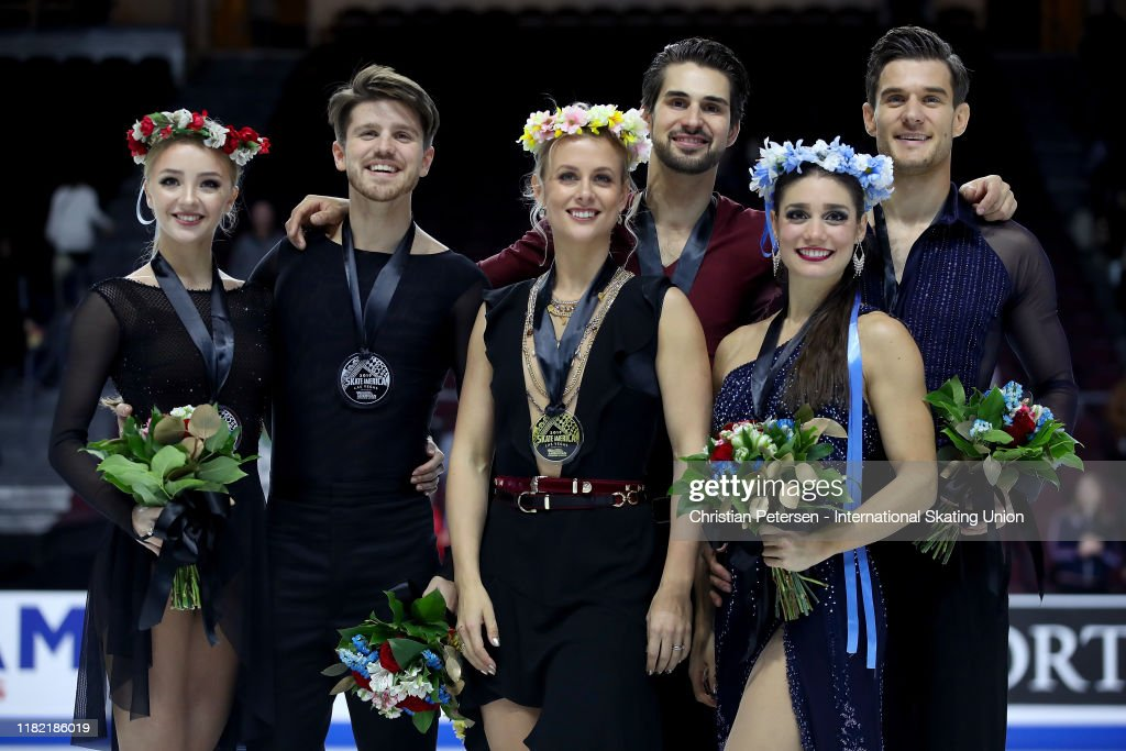 ISU Grand Prix of Figure Skating - Skate America : News Photo