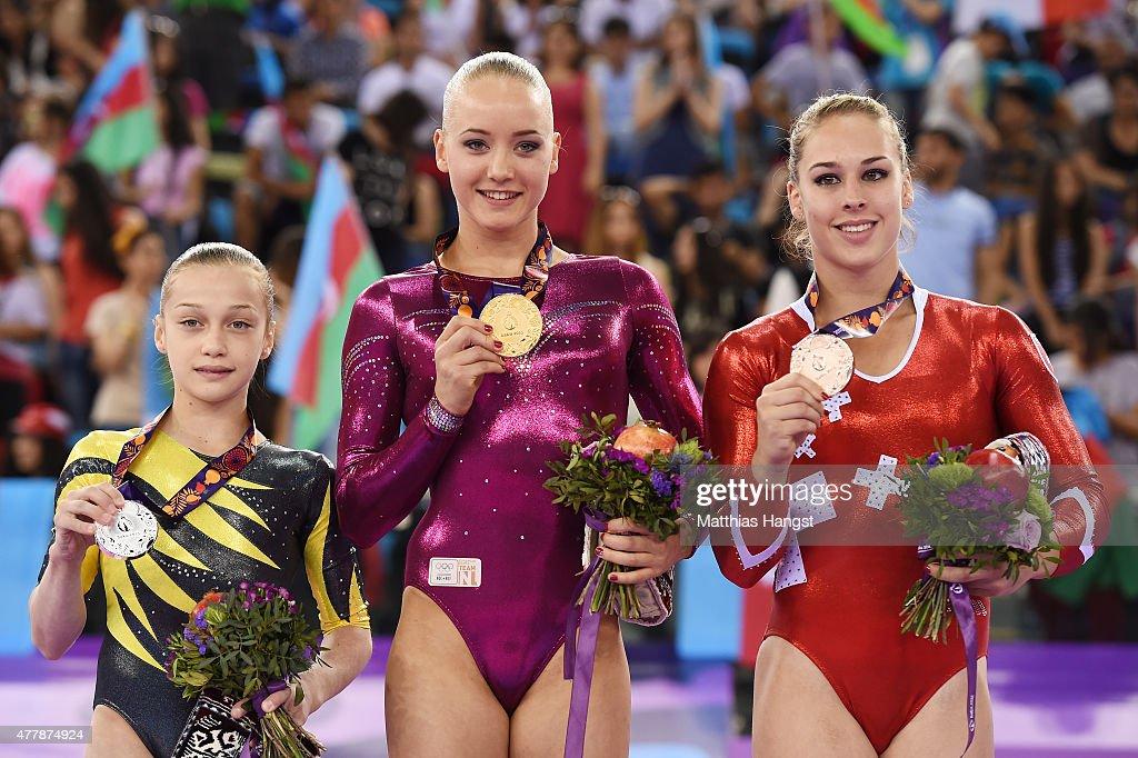 Artistic Gymnastics - Day 8: Baku 2015 - 1st European Games : News Photo
