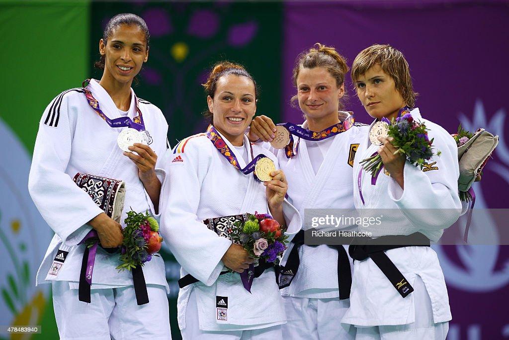Judo Day 13: Baku 2015 - 1st European Games