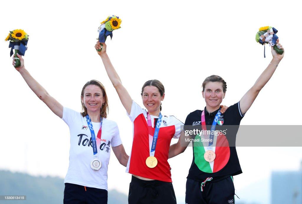 Cycling - Road - Olympics: Day 2 : Foto di attualità