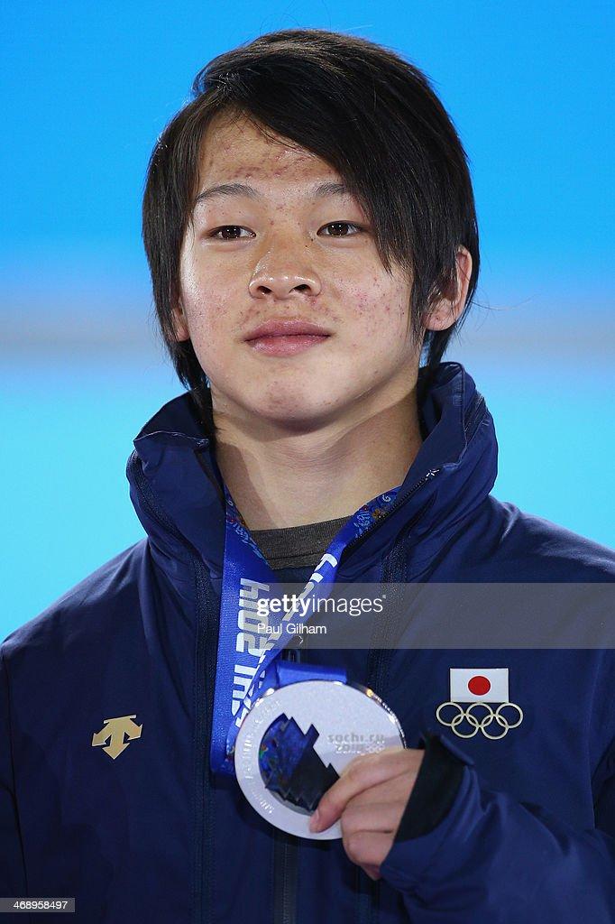 Medal Ceremony - Winter Olympics Day 5 : ニュース写真