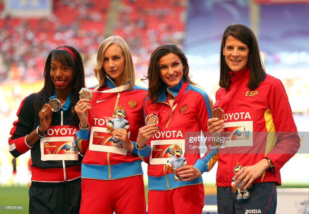 14th IAAF World Athletics Championships Moscow 2013 - Day Nine