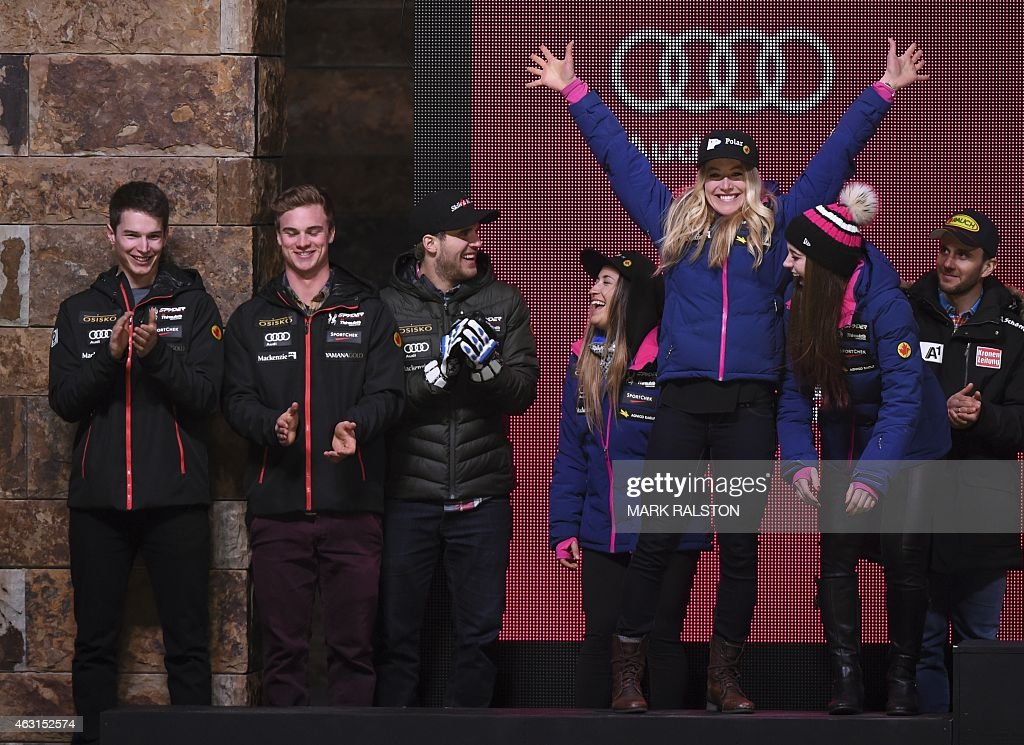 2015 FIS Alpine World Ski Championships - Day 9