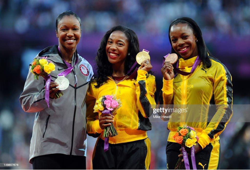 Olympics Day 9 - Athletics