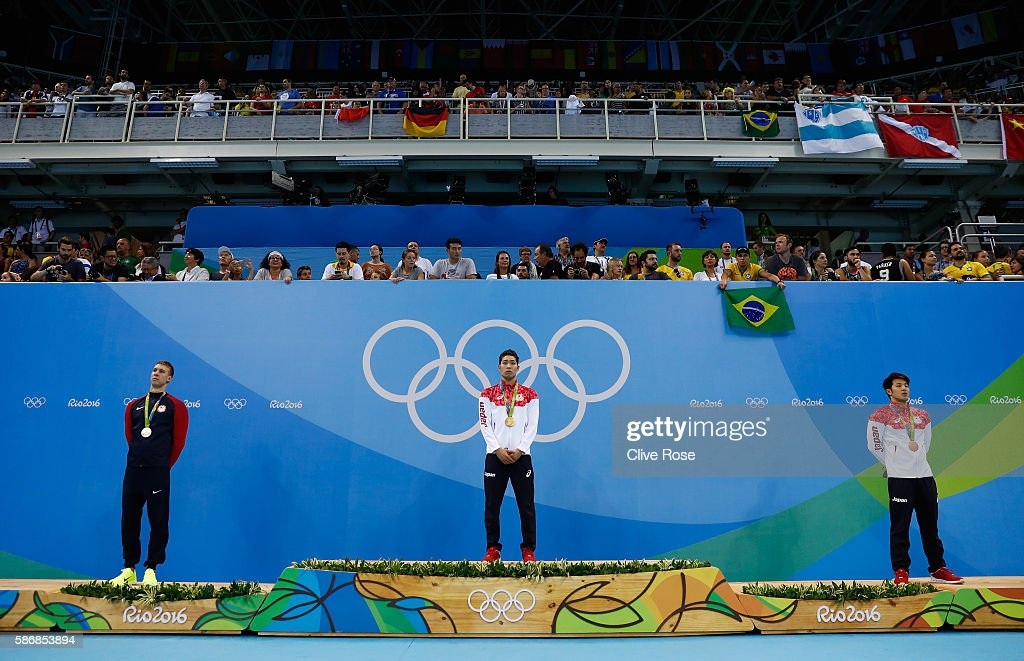 Swimming - Olympics: Day 1