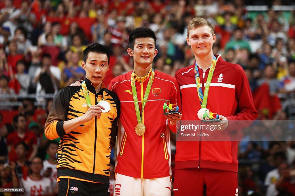 Badminton - Olympics: Day 15 : News Photo