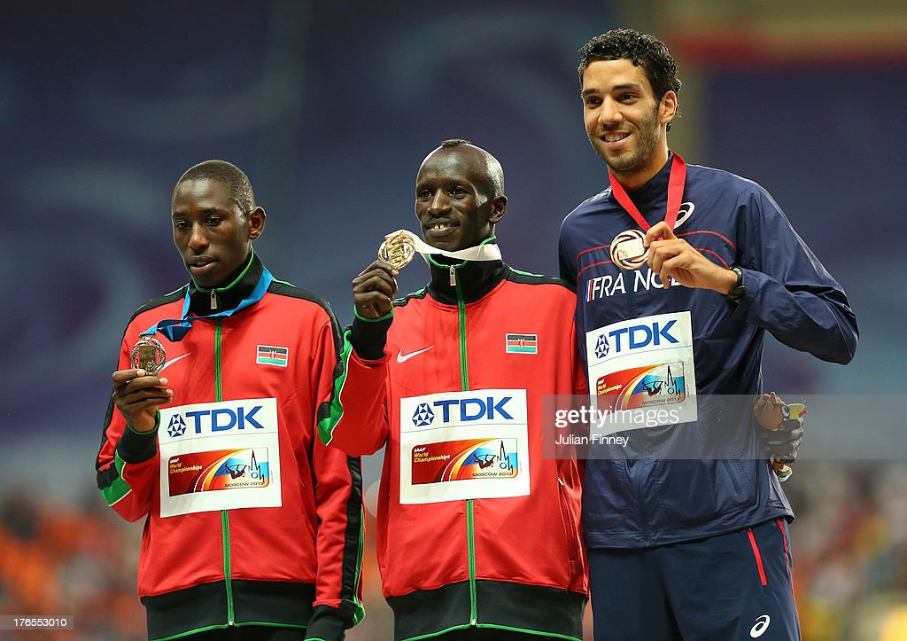 14th IAAF World Athletics Championships Moscow 2013 - Day Six