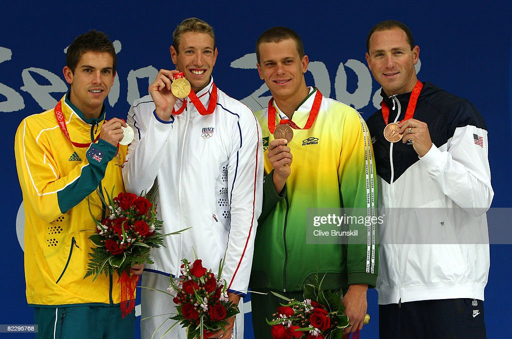 Olympics Day 6 - Swimming : Foto jornalística