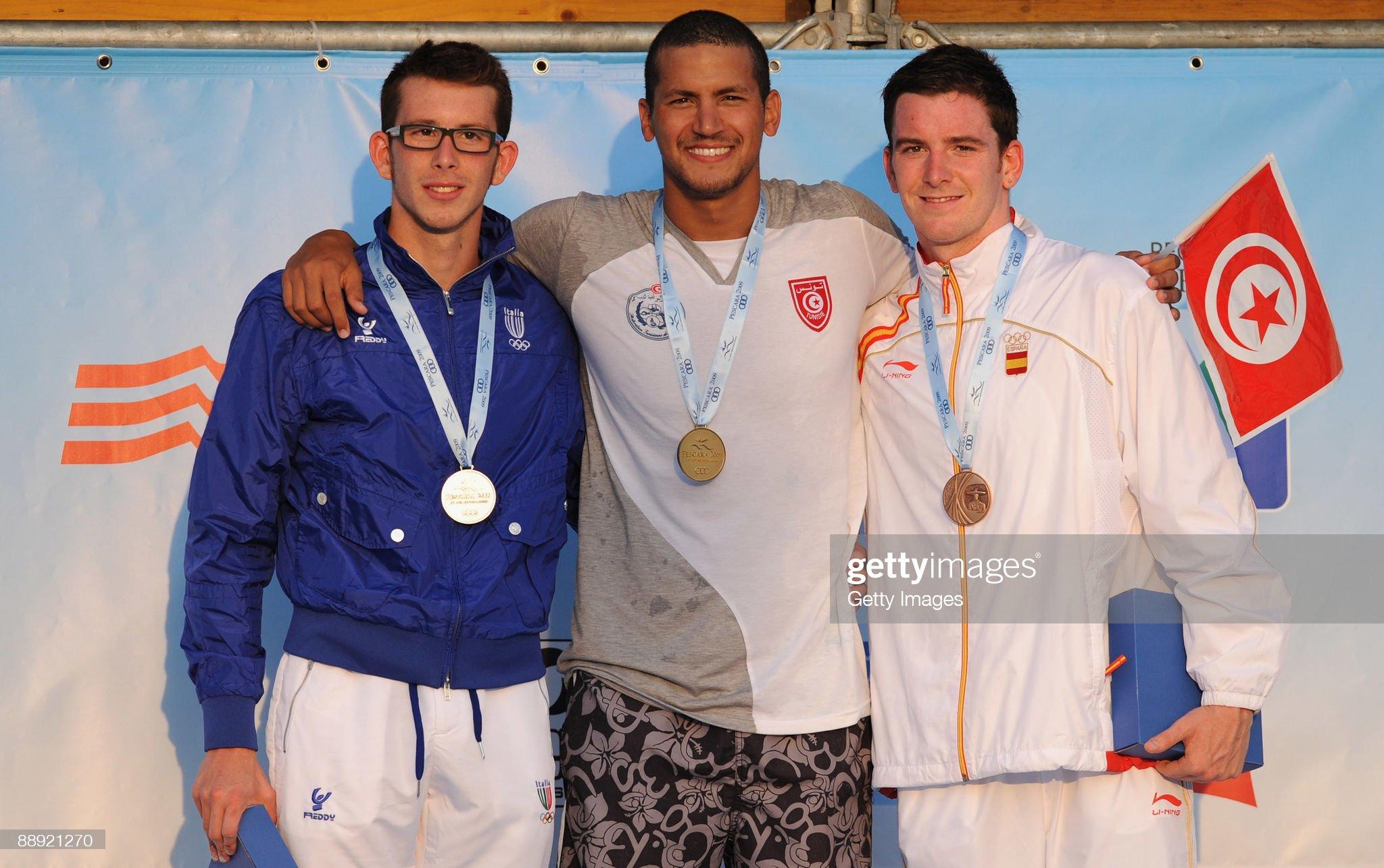 XVI Mediterranean Games - Day 5 - Swimming : Fotografía de noticias
