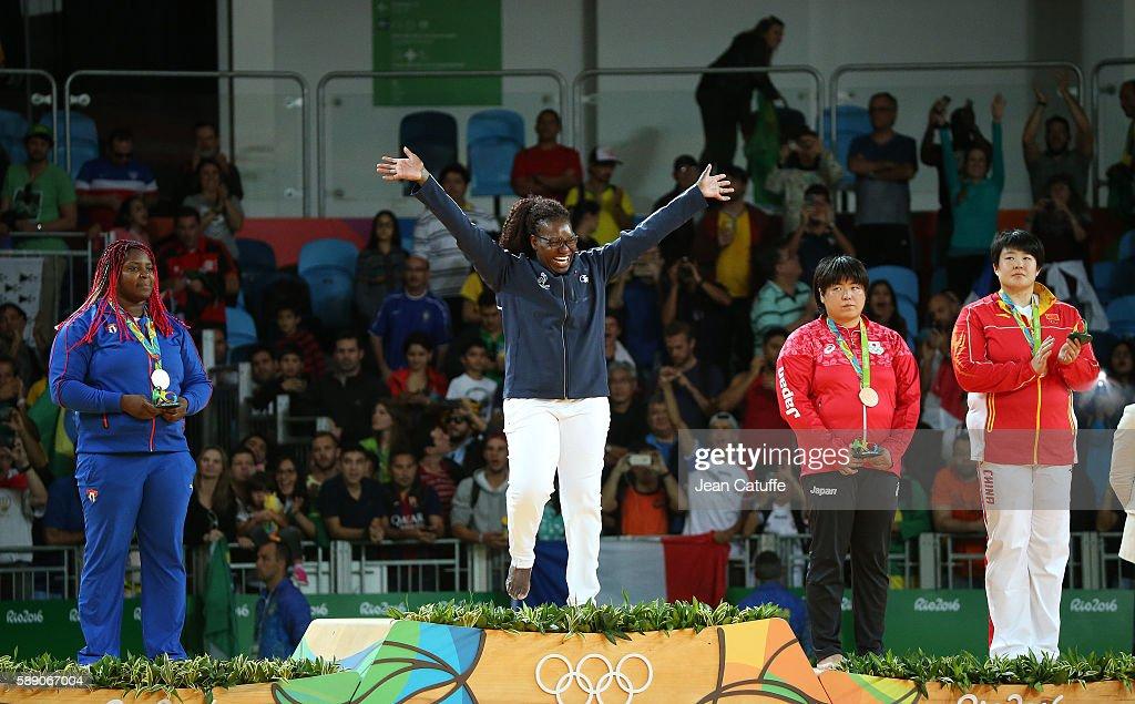Judo - Olympics: Day 7 : Photo d'actualité