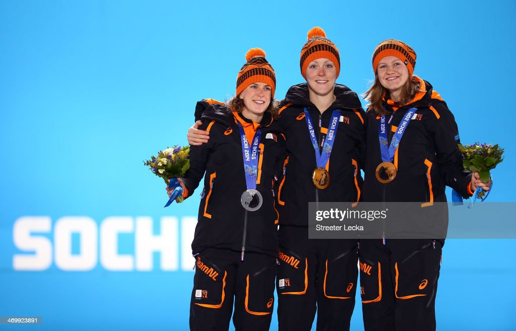 Medal Ceremony - Winter Olympics Day 10 : News Photo