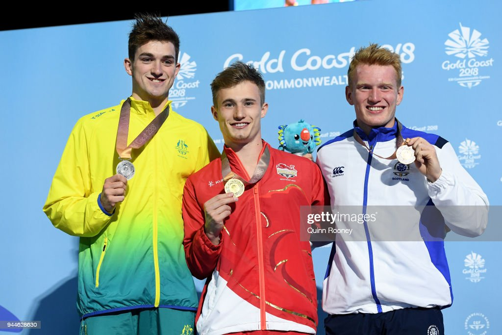 Diving - Commonwealth Games Day 7 : News Photo