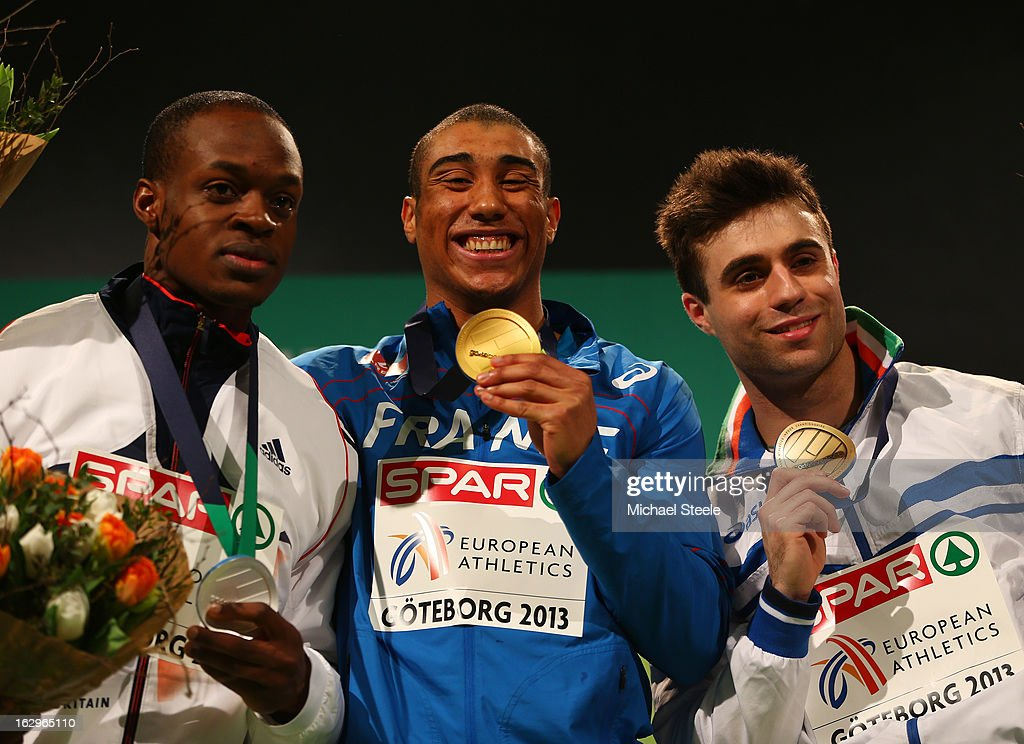 2013 European Athletics Indoor Championships - Day Two : News Photo