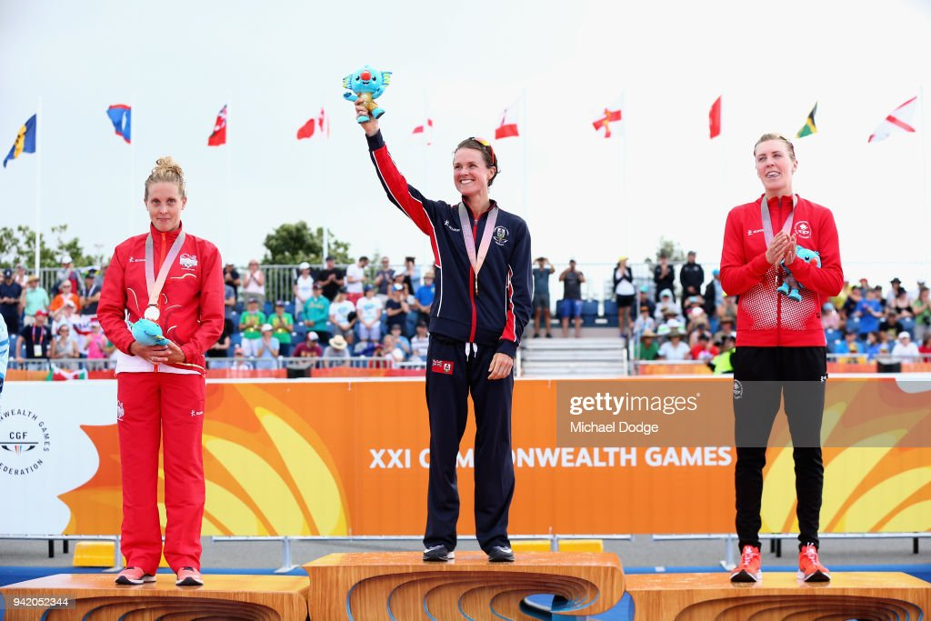 Triathlon - Commonwealth Games Day 1 : News Photo
