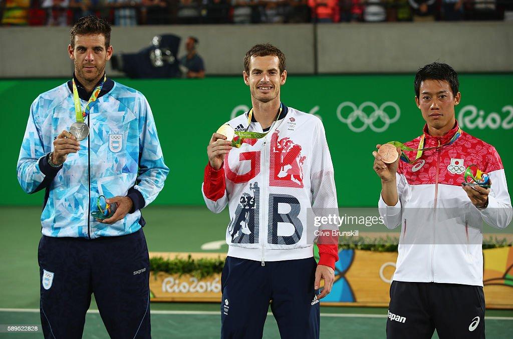 Tennis - Olympics: Day 9 : ニュース写真