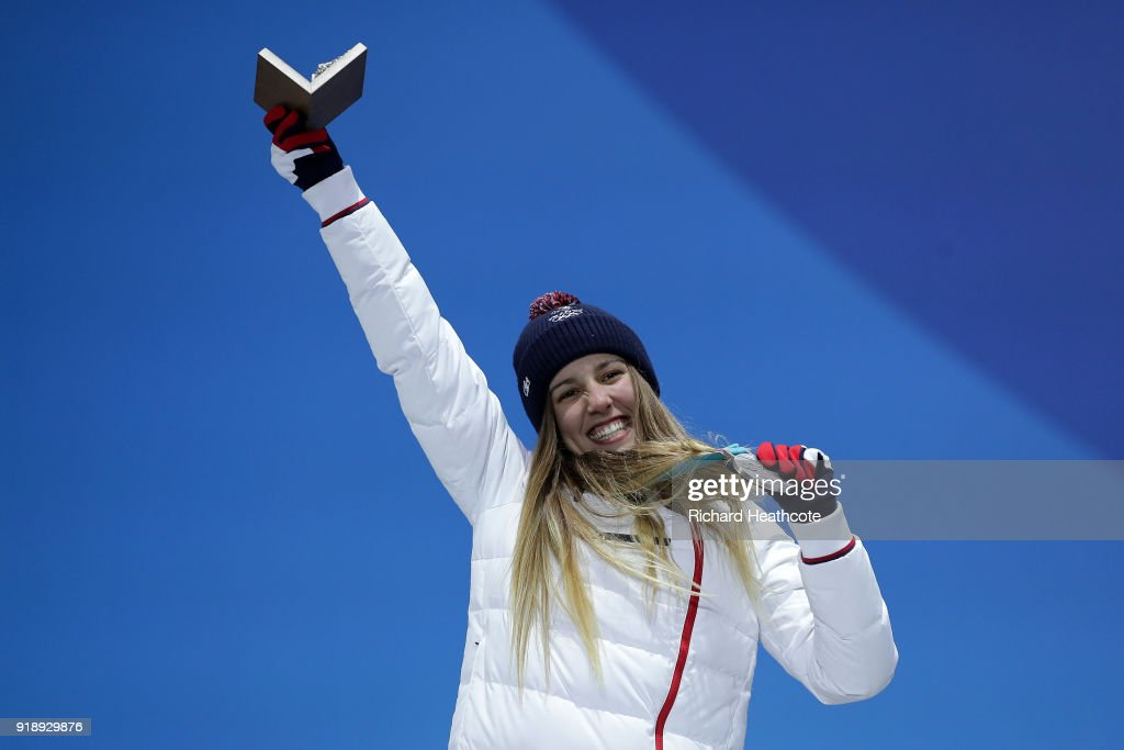 Medal Ceremony - Winter Olympics Day 7 : Photo d'actualité