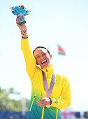 gold coast australia silver medalist lisa