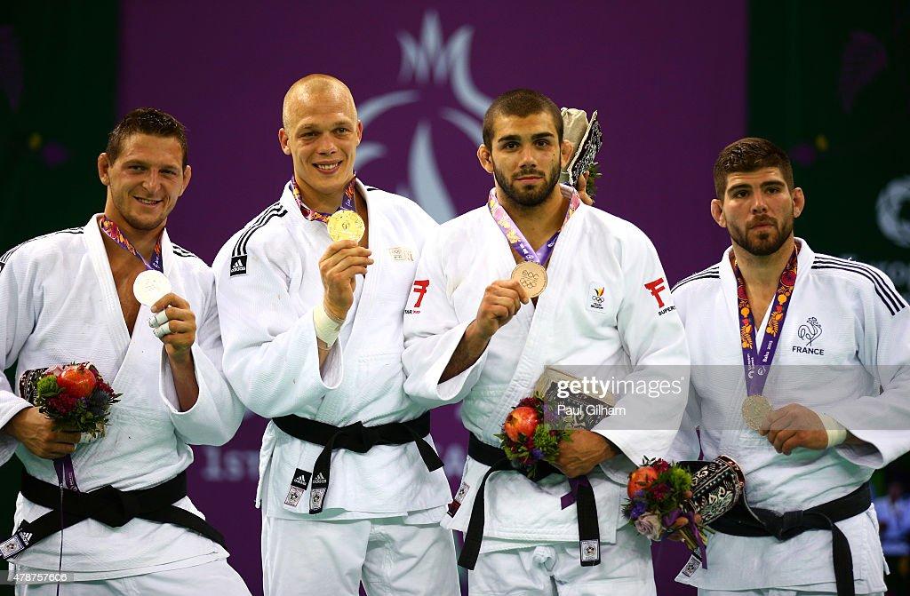 Judo Day 15: Baku 2015 - 1st European Games : News Photo