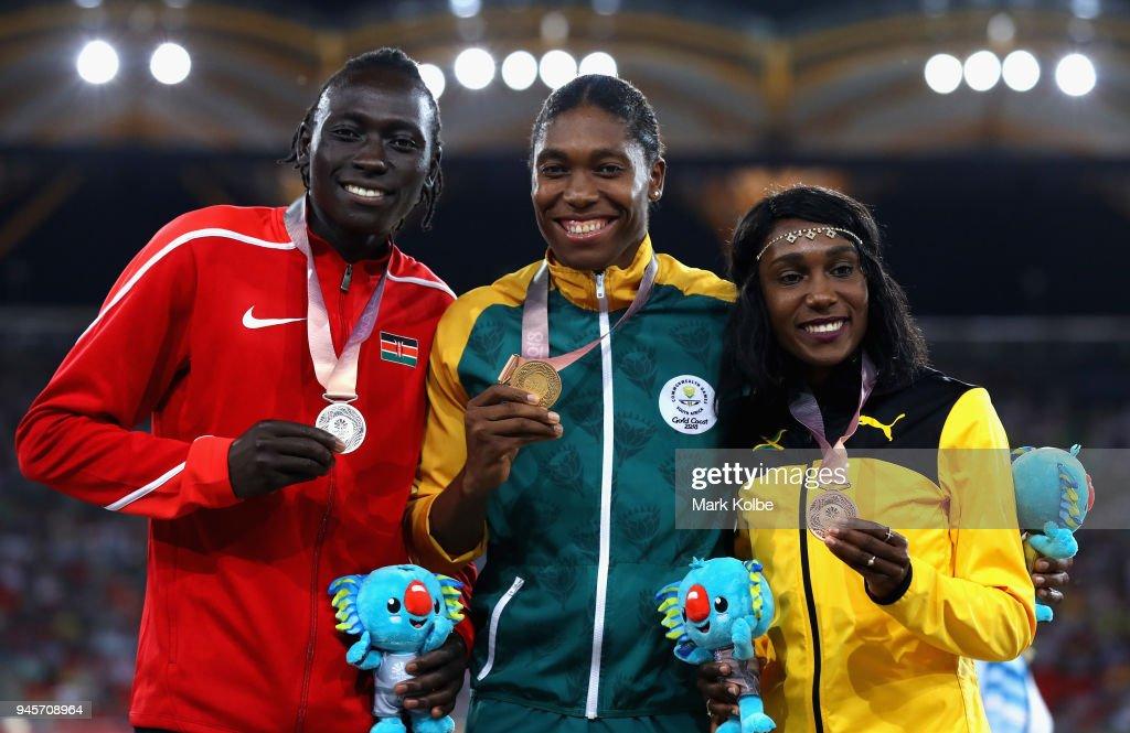 Athletics - Commonwealth Games Day 9 : Foto jornalística