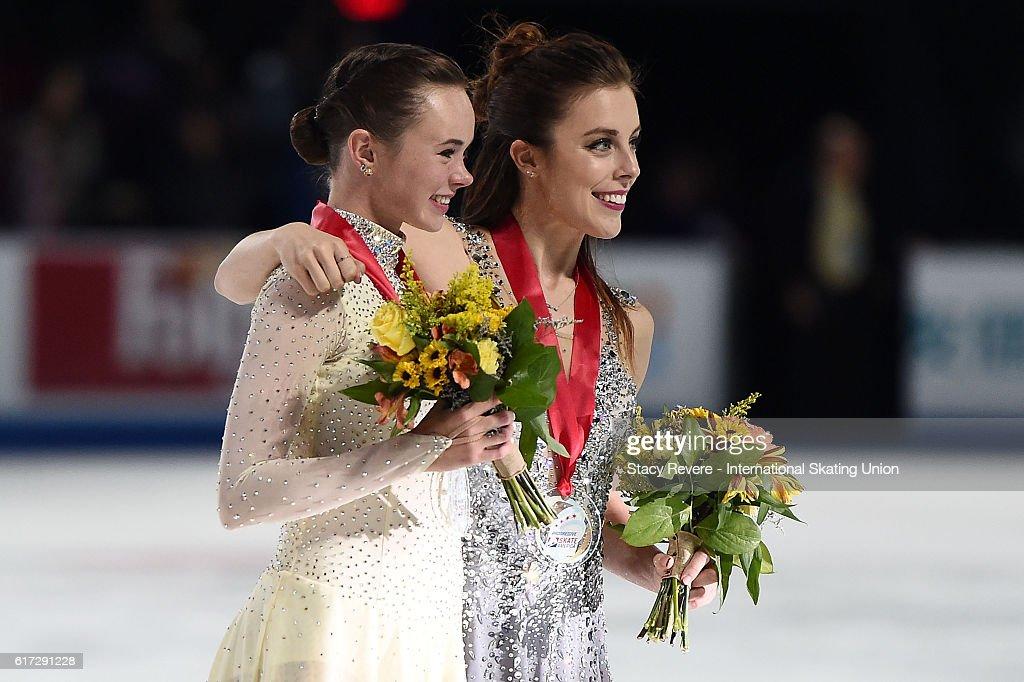 ISU Grand Prix of Figure Skating - Chicago Day 2 : News Photo