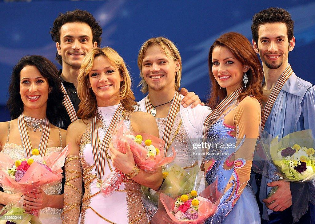 ISU World Figure Skating Championships 2007 - Day 4 : News Photo