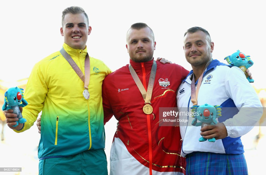 Athletics - Commonwealth Games Day 4 : News Photo