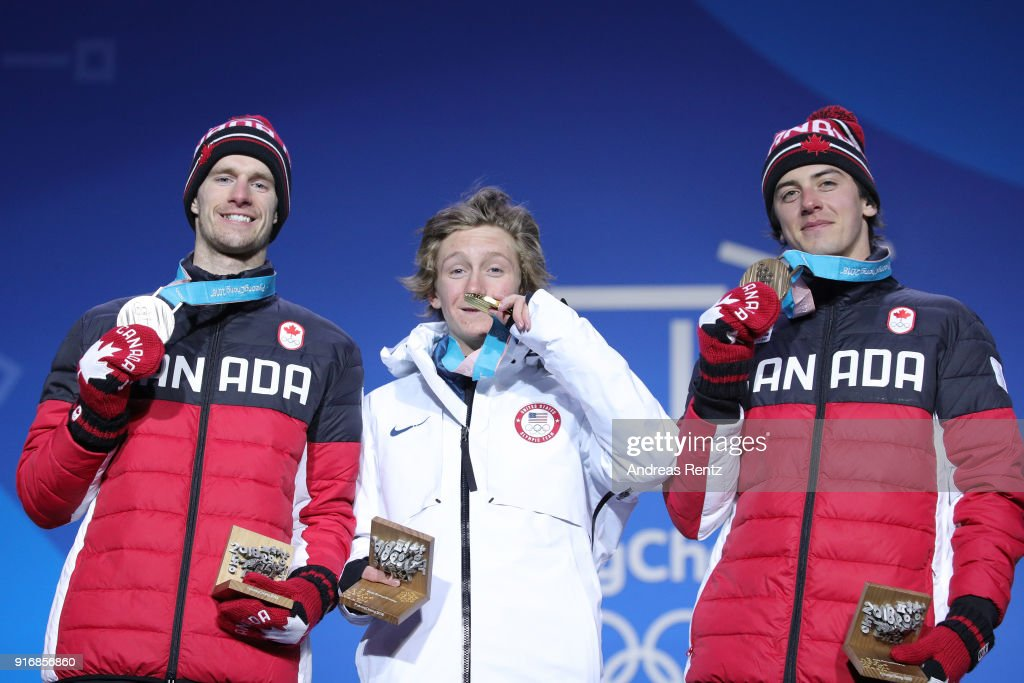 Medal Ceremony - Winter Olympics Day 2 : News Photo