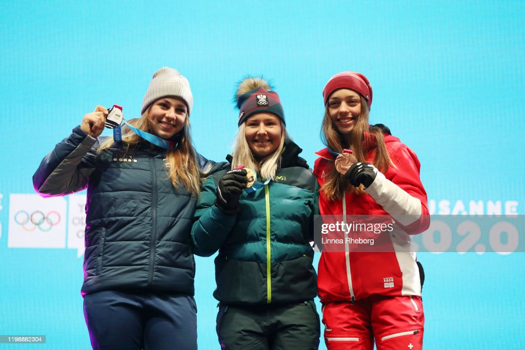 Lausanne 2020 Winter Youth Olympics - Day 2 : News Photo
