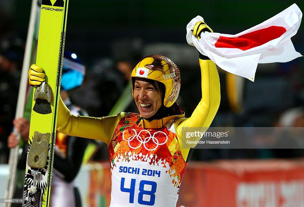 Ski Jumping - Winter Olympics Day 8 : Foto jornalística