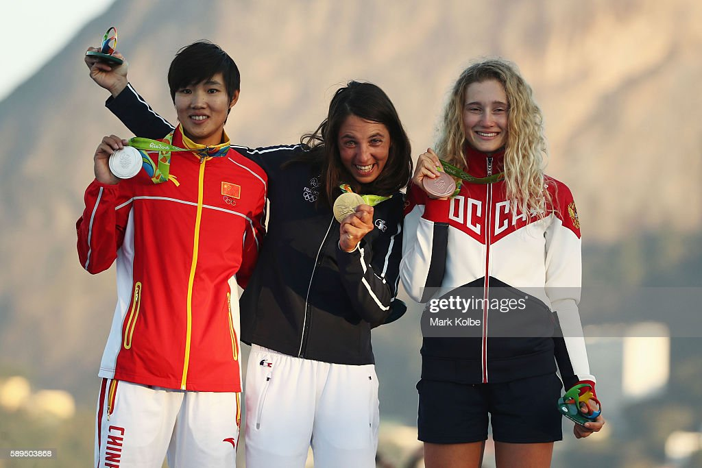 Sailing - Olympics: Day 9 : News Photo